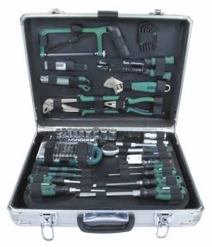 Tööriistakohver 124 osaline