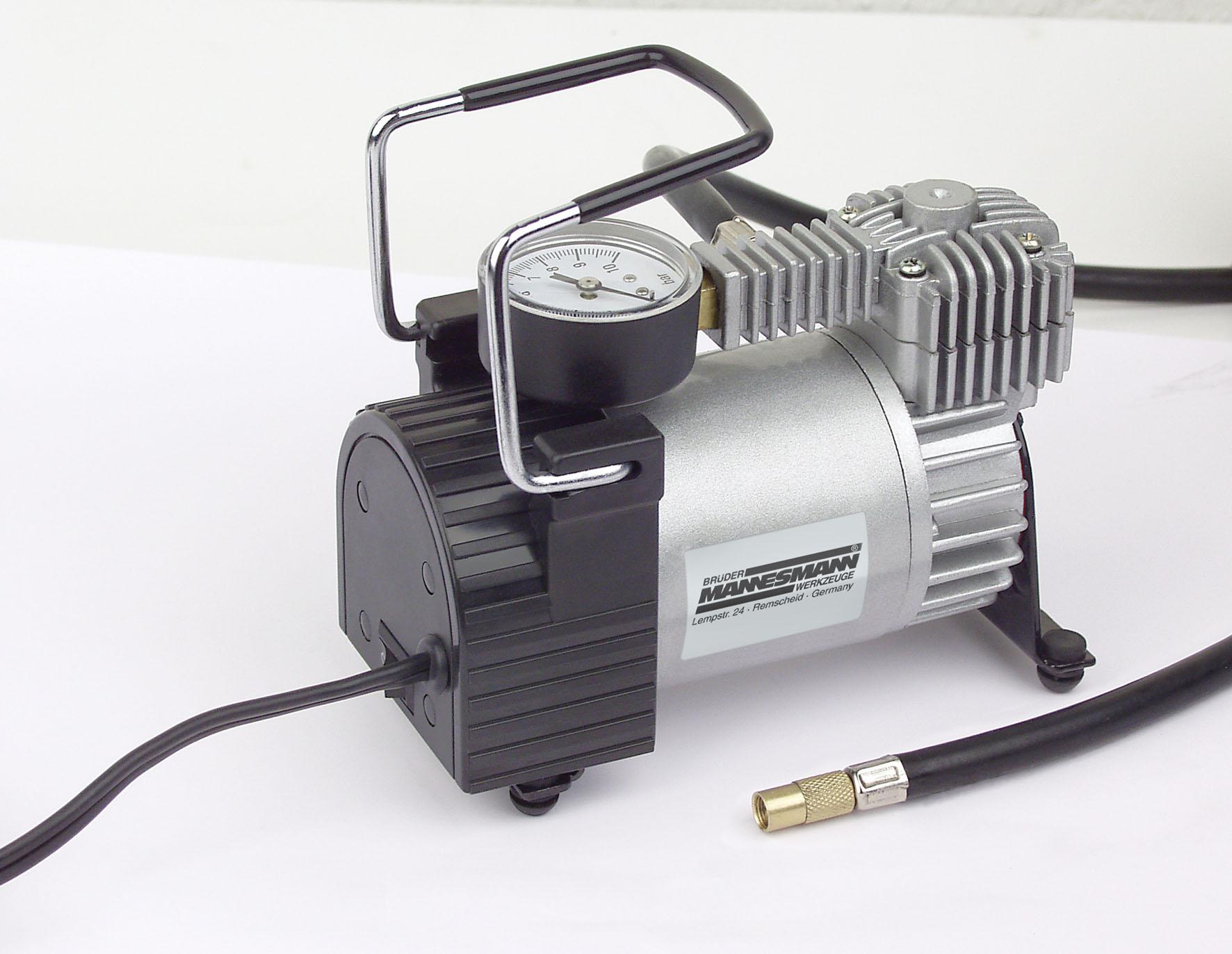 Mini Kompressor Mannesmann